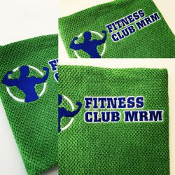 Vysivka Fitness Club MRM
